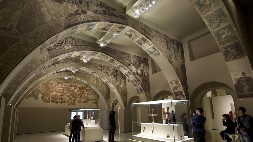 La Audiencia de Huesca confirma que los murales de Sijena deben volver a Aragón