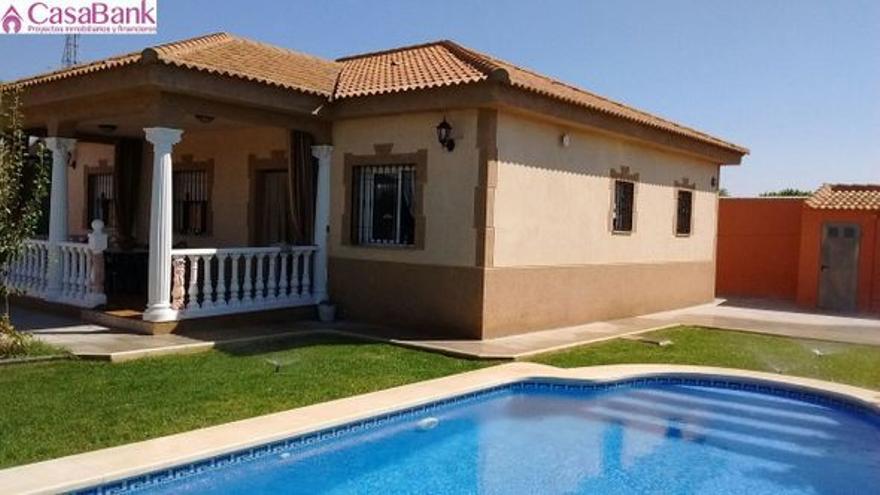 Casas con piscina en Córdoba desde 180.000 euros