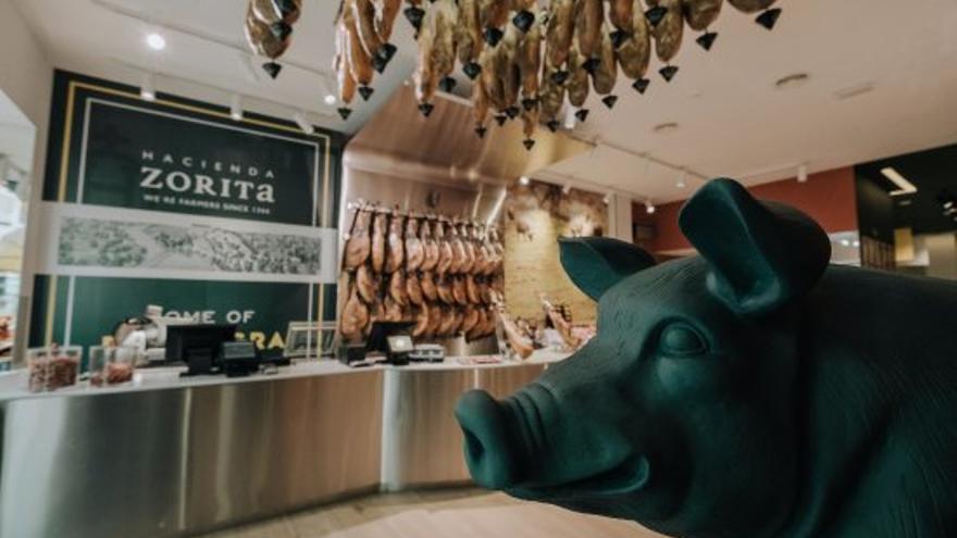 La firma de productos gastronómicos Hacienda Zorita abrirá una tienda en la calle Larios