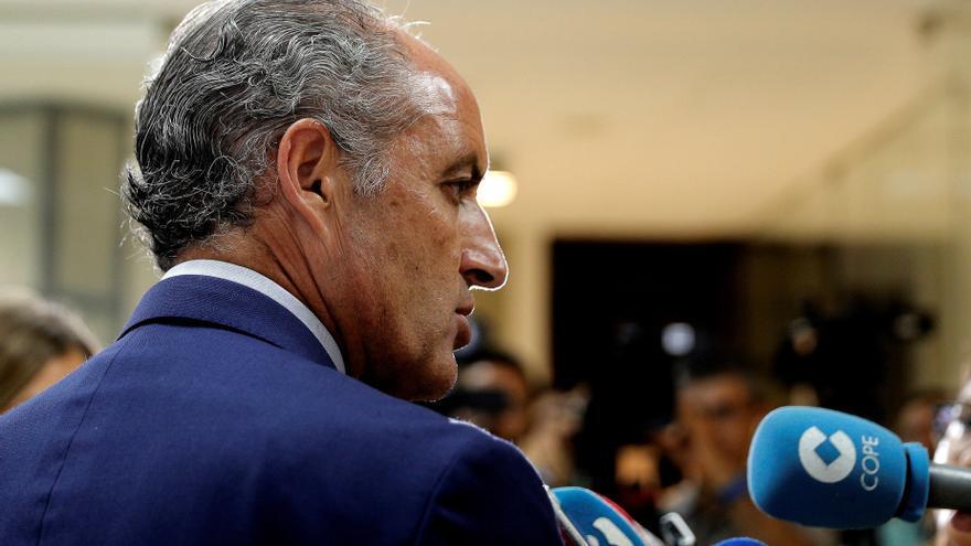 Anticorrupción pide el archivo de la causa contra Camps por la Fórmula 1