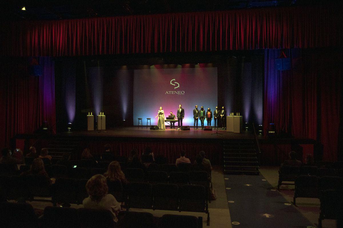 V Premios Ateneo de  Málaga de Teatro