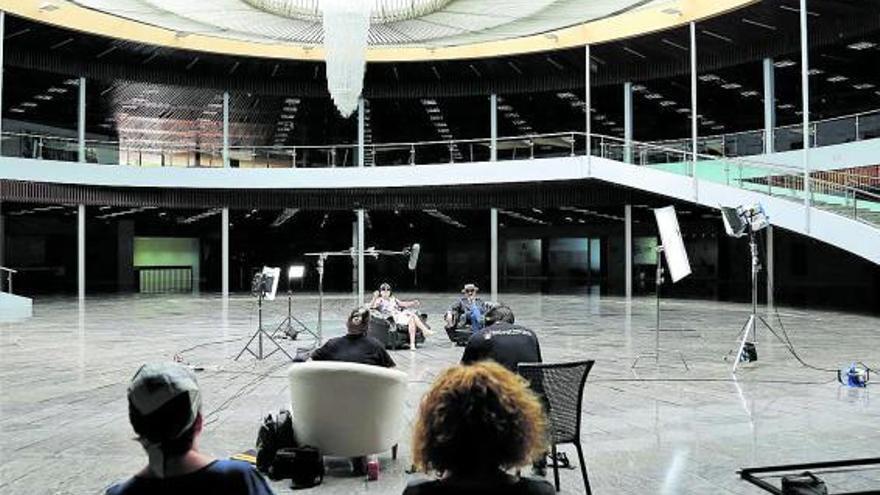 Rafatal: «Este documental es un homenaje a Málaga»
