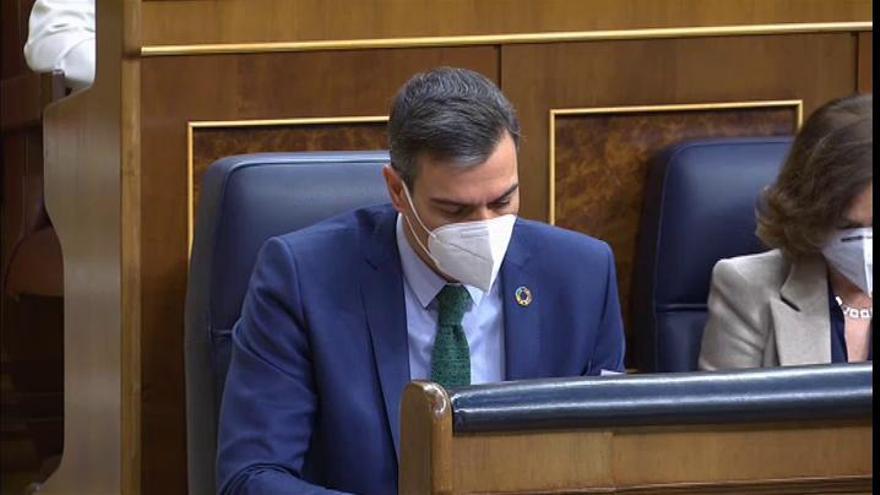 Pedro Sánchez anuncia ayudas por 11 mil millones de euros para los sectores más afectados por la pandemia