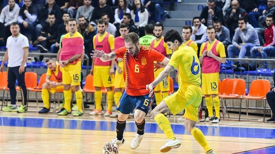 España necesita ganarle a Serbia para ir al Mundial