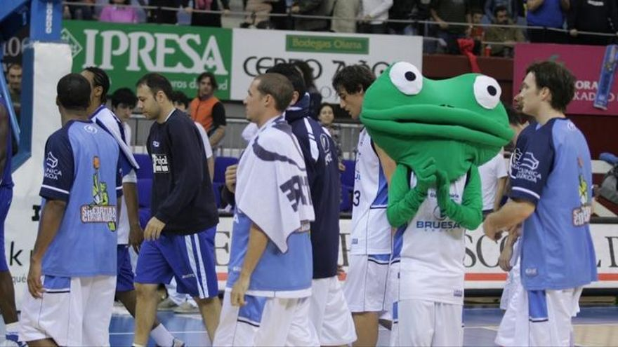 Los clubes de la ACB rechazan el ingreso del Gipuzkoa Basket