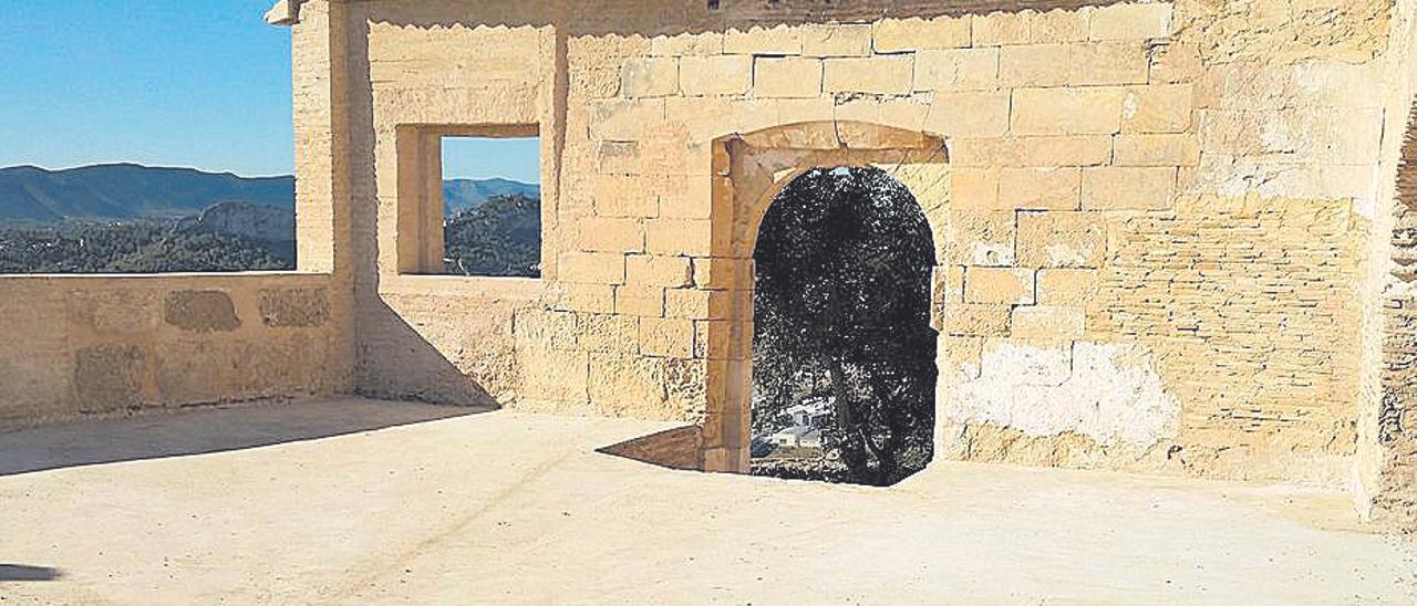 Aljibe del Puig.
