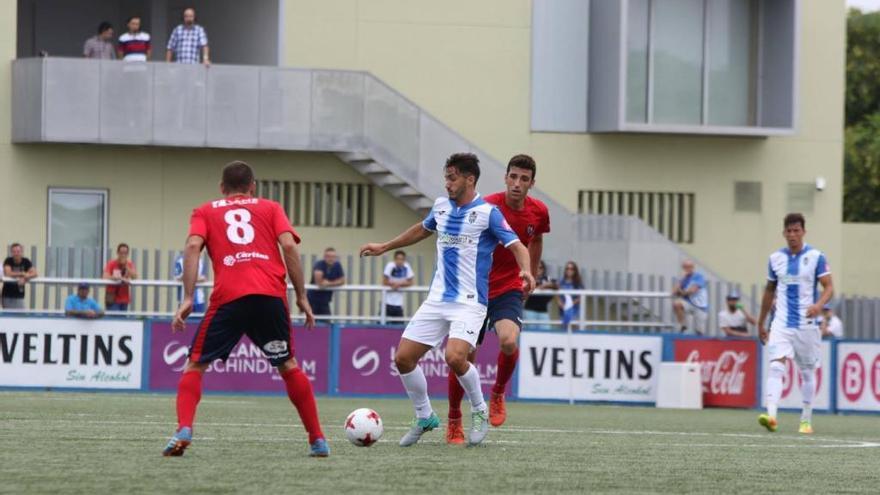 Borja Martínez no seguirá en el Atlético Baleares