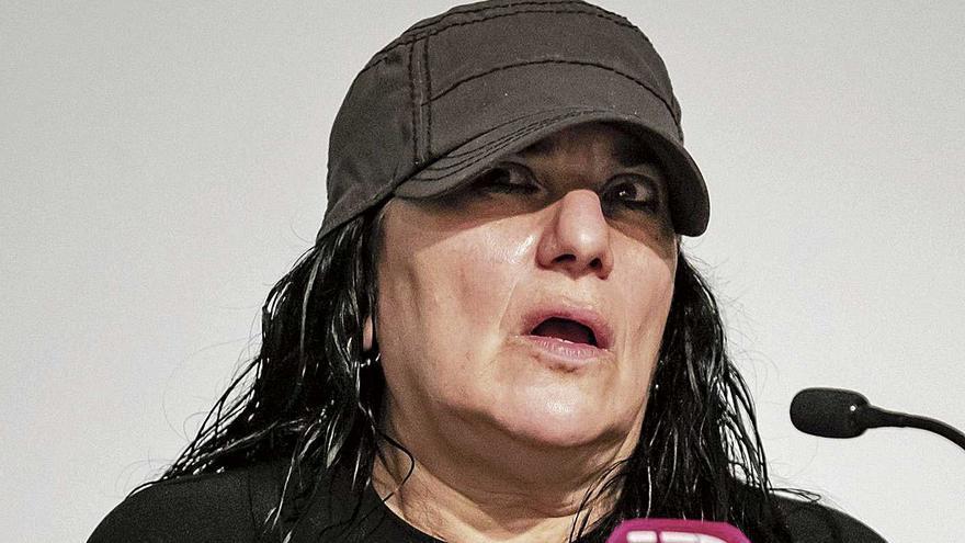 """Teresa Margolles: """"El covid ha creado fronteras entre ricos y pobres en la misma ciudad"""""""
