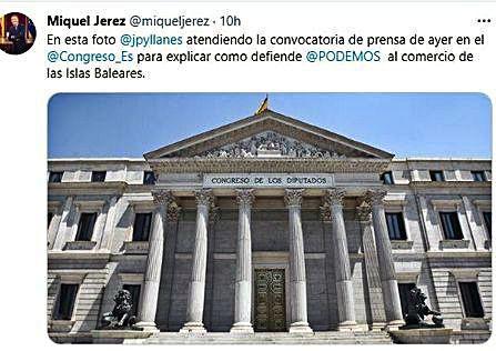 El Govern rechaza ahora la regulación de rebajas tras el 'no' de Sánchez e Iglesias |