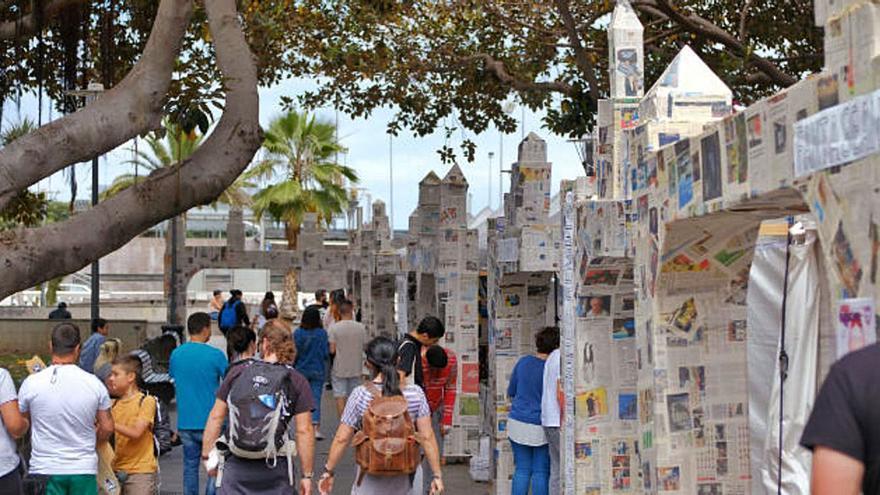 La Feria del Libro de Las Palmas se aplaza una vez más a noviembre