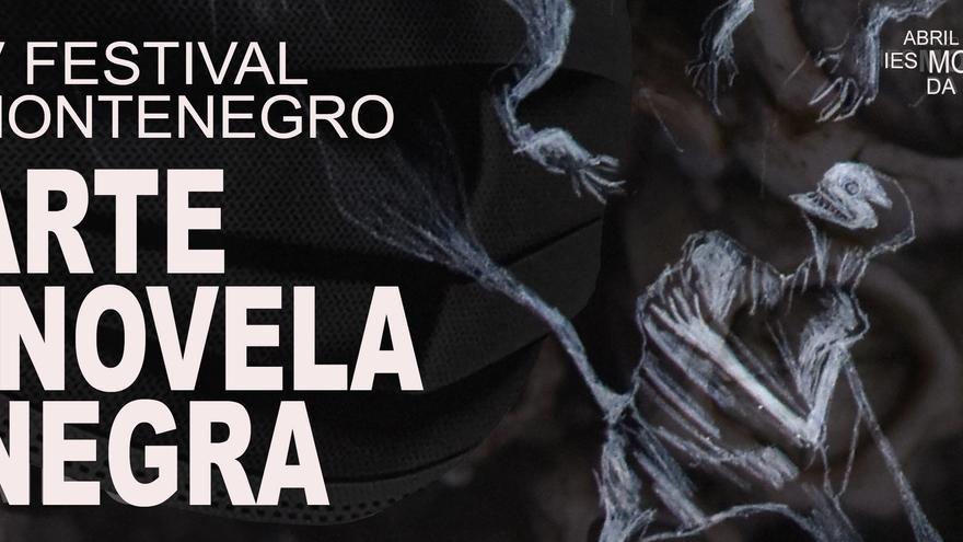 Otra lección de arte y novela negra en Monte da Vila