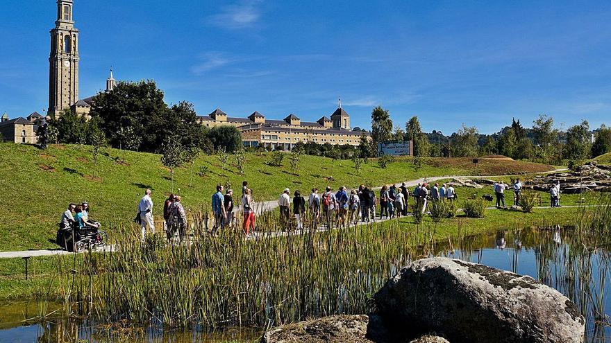 El Jardín Botánico prepara una ampliación sobre terrenos de la Universidad