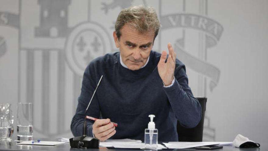 Sanidad pone en duda las cifras de la COVID de Madrid