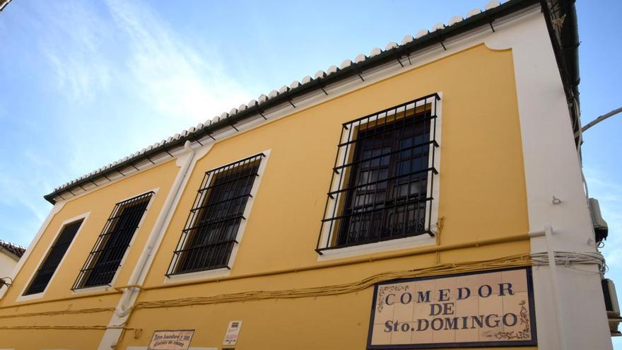 El comedor Santo Domingo atiende a más de 100 personas diariamente