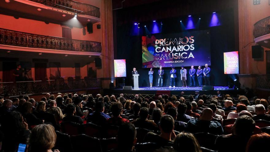 La tercera edición de los Premios Canarios de la Música se traslada a junio de 2021