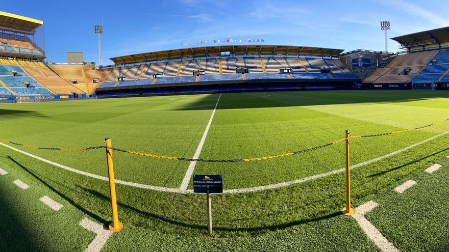 Directo | Sigue en directo el Villarreal-Cádiz de la 10ª jornada de Liga