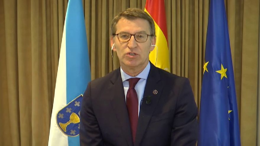"""Presidente de la Xunta: """"Digo sí a AstraZeneca sIn dudarlo"""""""