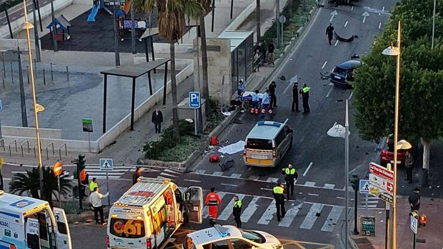 Juzgan en Almería a un conductor por el accidente de tráfico en el que murió una joven mallorquina