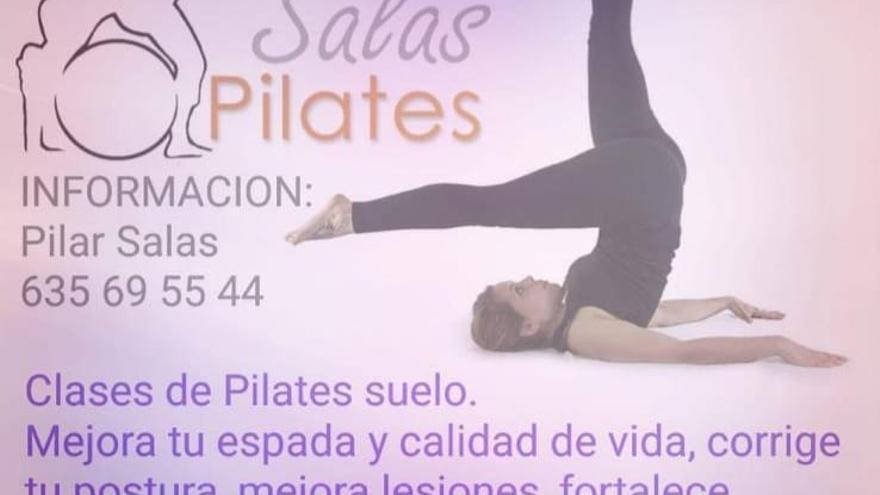 Pilar Salas pilates