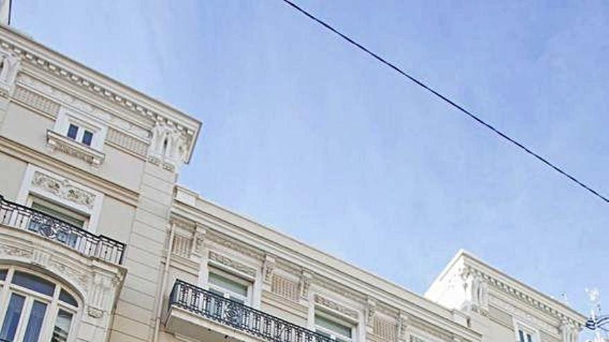 La asociación naviera que preside Boluda se instalará en la sede de la patronal CEV