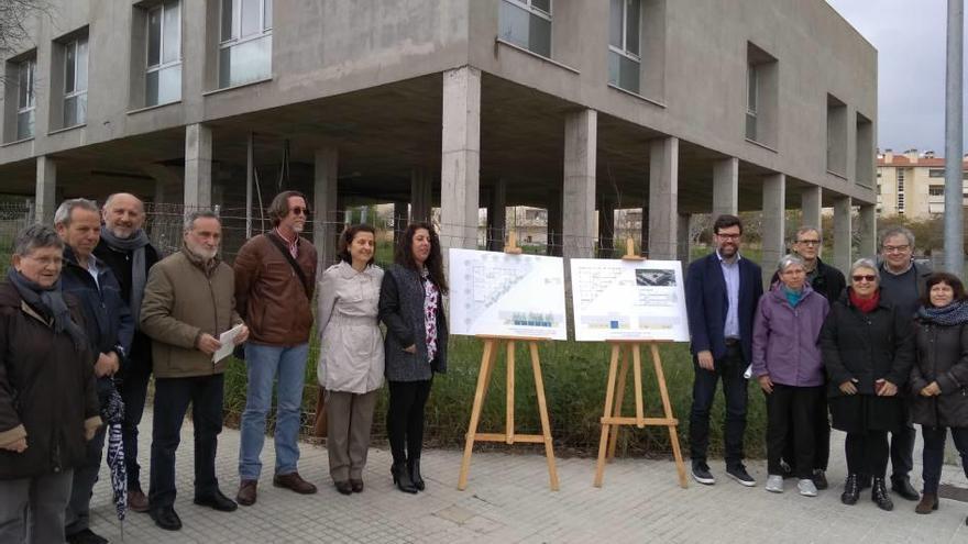 Ayuntamiento y Govern impulsan un centro social en Son Xigala
