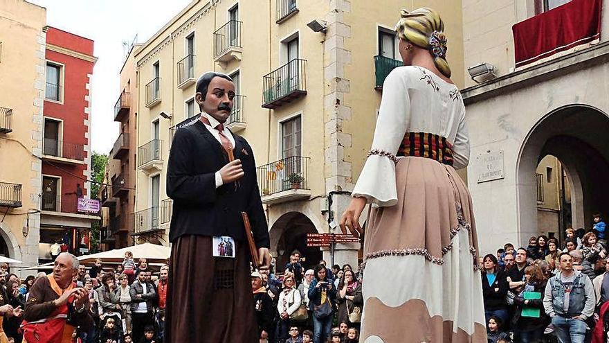 Entitats de Figueres reclamen les Festes de la Santa Creu i es rebel·len contra l'Acústica