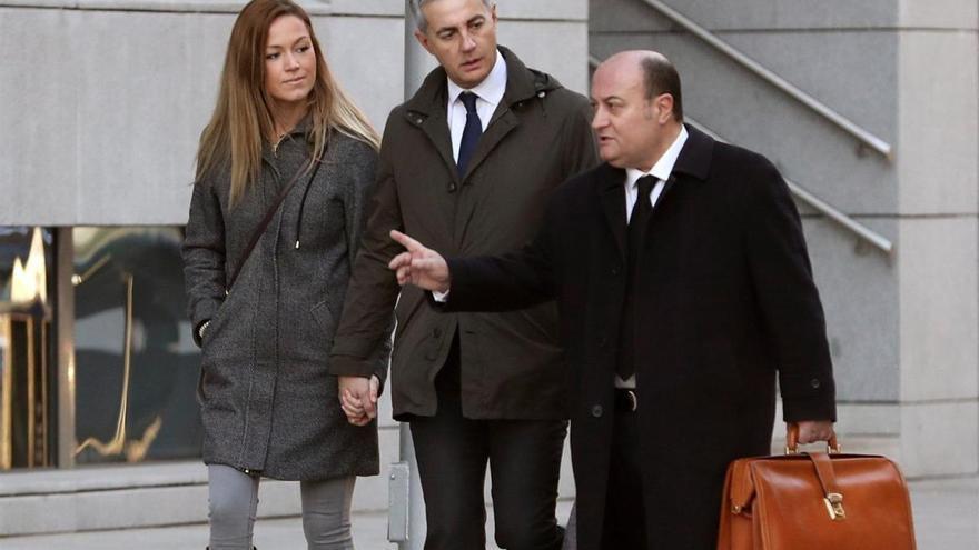 Costa pide que la sentencia que le condena a cuatro años de cárcel sea firme