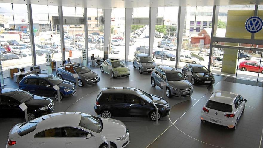 El mercado automovilístico español cayó un 36,7% en junio