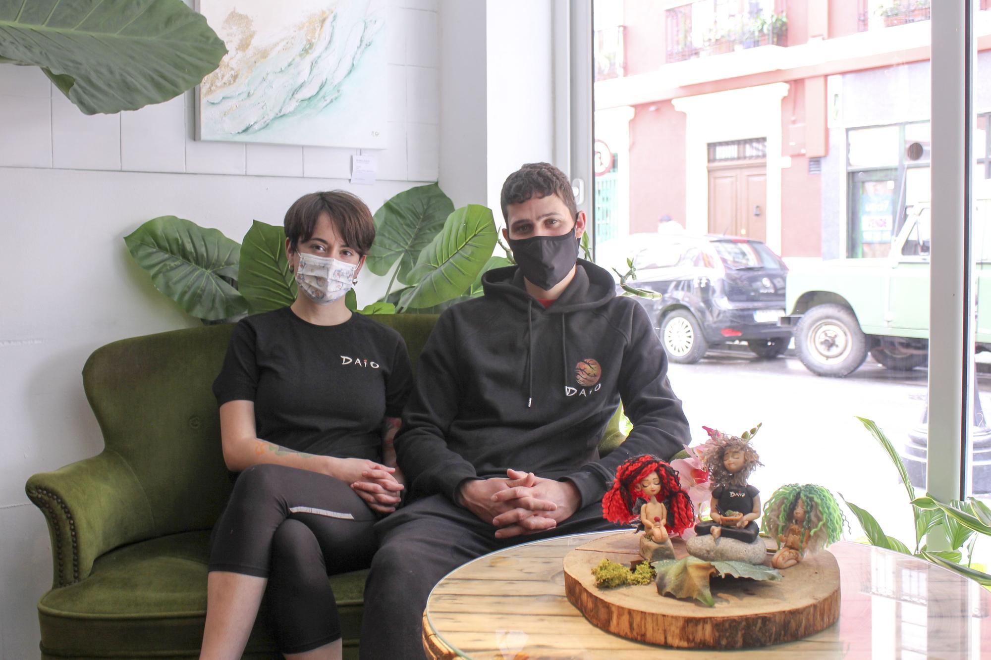 Los restaurantes veganos en Gijón, en auge