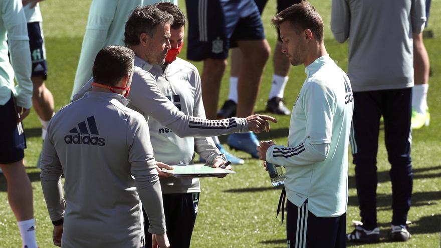España inicia ante Grecia su camino hacia el Mundial de Catar