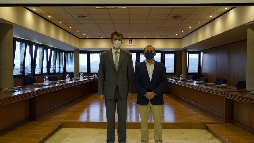 """El alcalde de Calvià espera recibir a los turistas británicos """"en breve"""""""