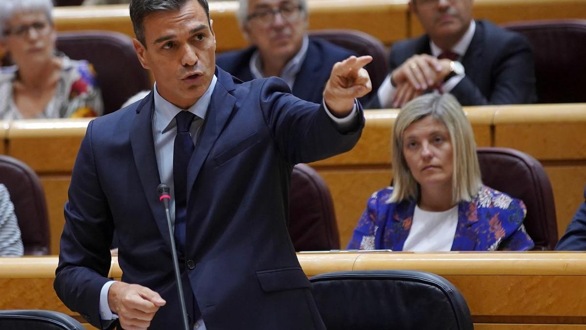 Sánchez convocará una Conferencia de Presidentes tras contactar con los jefes autonómicos