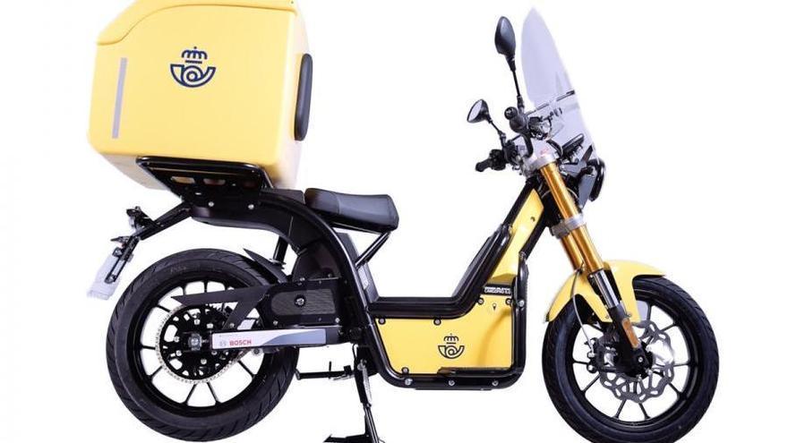 L'empresa figuerenca Rieju obté l'adjudicació  de 600 motos per a Correus