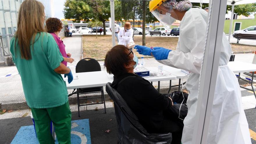 Coronavirus A Coruña y Galicia | A Coruña continúa reduciendo presión hospitalaria y casos activos de coronavirus