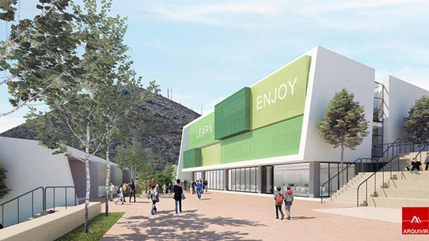 Nuevas instalaciones para construir sueños en colegio Laude The Lady Elizabeth School de la Marina Alta