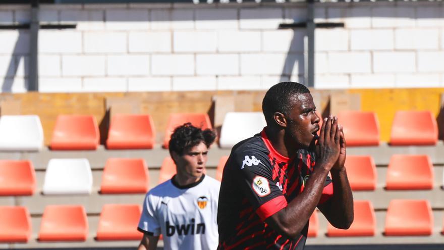 Manolo Díaz descarta a Kévin Appin para la «final» frente al Lleida