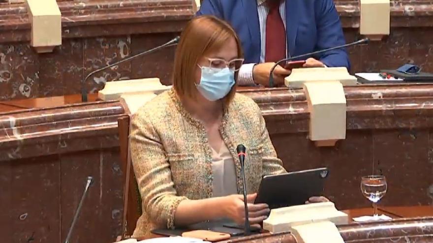 En directo: Isabel Franco defiende los presupuestos de Transparencia
