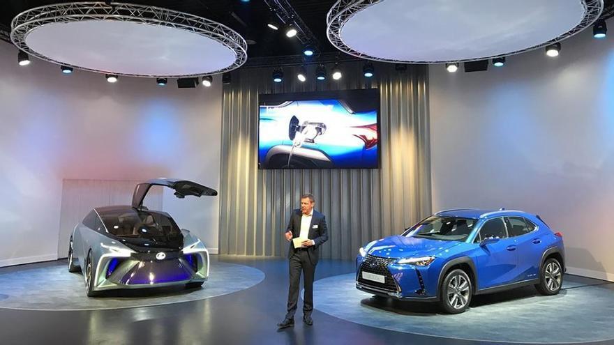 Toyota asume el futuro de la movilidad