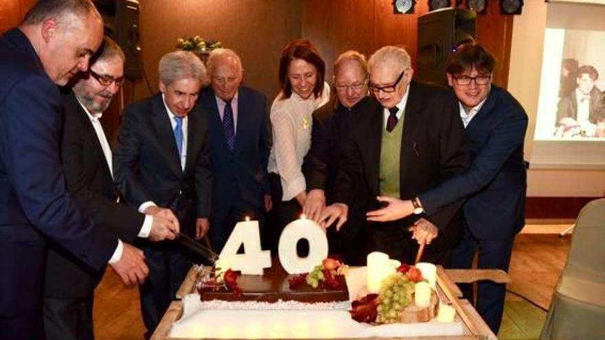 L'Associació d'Hostaleria de Girona celebra el 40è aniversari