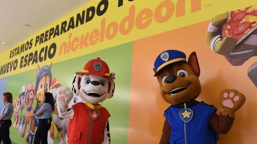 El primer Nickelodeon Adventure abrirá en Murcia el 1 de diciembre