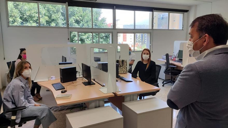 Santa Cruz incorpora nuevo personal para atender las urgencias sociales