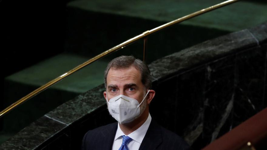PSOE, PP y Vox bloquean la investigación sobre el dinero público que va a la Familia Real