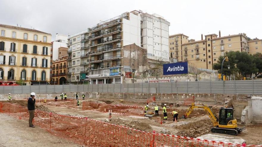 Adelante pide ampliar plaza de la Merced para dar a conocer los restos arqueológicos del Astoria