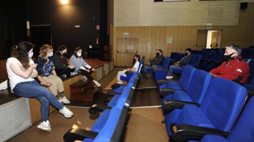 Chorima prepara eventos para difundir a lingua e cultura galegas