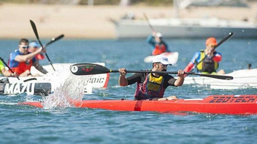 David Rodriguez consigue un meritorio 11º puesto en la mayor competición de Europa