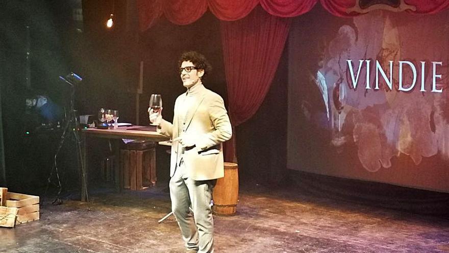 Miguel de Lucas une vino y magia en Toro