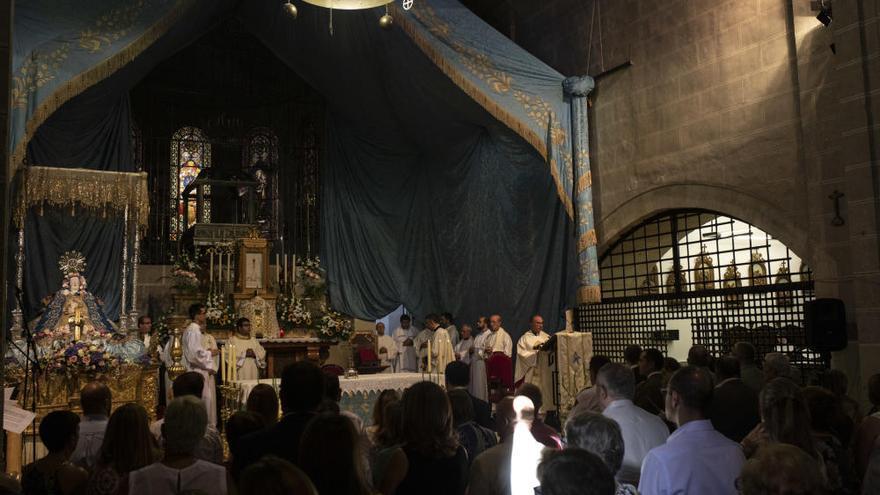 La Virgen del Tránsito: cuatro siglos soñando