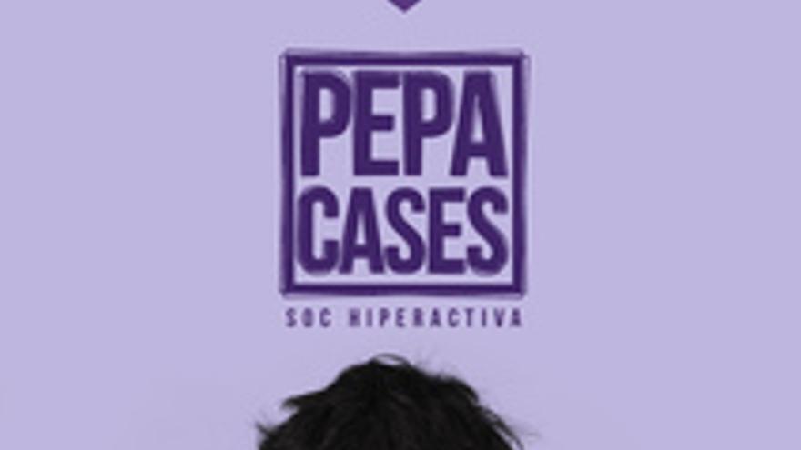 Monólogo: Soy hiperactiva de Pepa Cases