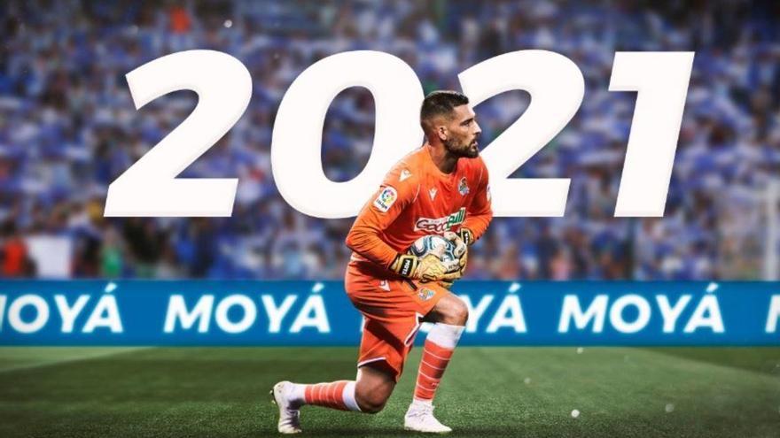 Miguel Ángel Moyá renueva con la Real Sociedad
