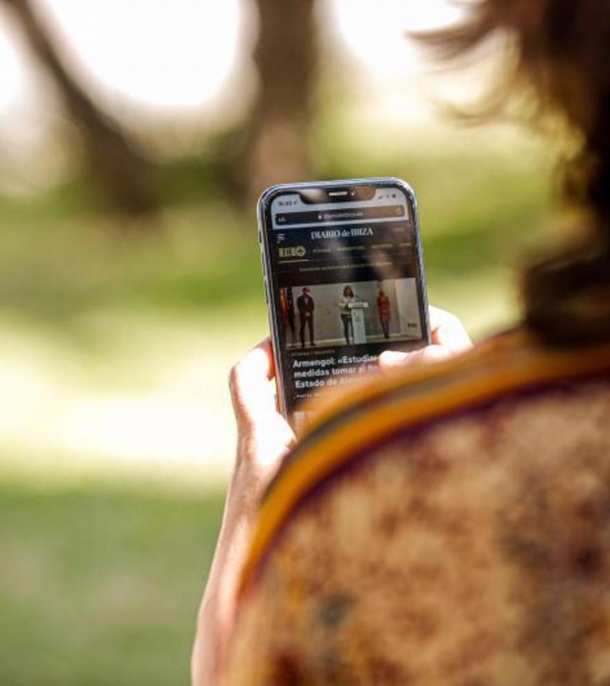 La web de Diario de Ibiza supera los mil suscriptores en dos meses